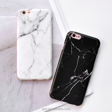 For Apple For iPhone 7 7Plus Custommade Black White Marble Pattern Case Cheap Phone Cover Case for iPhone 6 6S 6Plus
