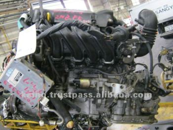 USED ENGINE TOYOTA 2NZ-FE