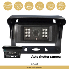Waterproof backup auto reverse camera reviews with autoshutter