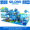 Free design inflatable indoor playground flooring