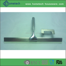 Stainless steel wall mounted glass window squeegee