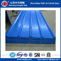 high quality Corrugated iron roof of excellent china factory shandong China SUPPLIER