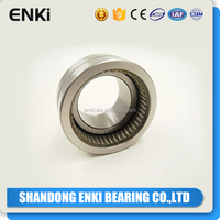 OWC 61407 flat cage Inch size needle roller bearings for one way Clutch Needle Bearing