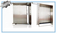 Wholesale!! blast freezer room door/ cold room door/ door of blast freezer room