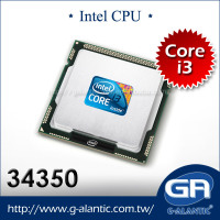 34350 intel core i3 processor DESKTOP CPU 3.6GHZ i3 PROCESSOR