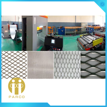 TAIWAN HEAVY DUTY HIGH SPEED HOT SALE EXPANDED MESH COIL LATH PRODUCTION MACHINE