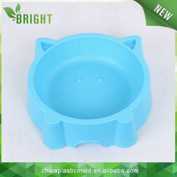 cat shaped pet food bowl pet food storage plastic storage box