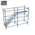 Heavy Load Wedge Lock Construction Scaffolding For High-rise Building