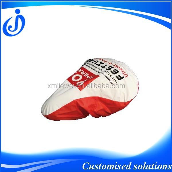 Custom Bicycle Seat Cover For Promotional