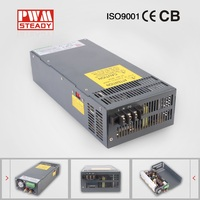 Led /Driver single output in parallel Power Supply 1000W 24V 41A SMPS SCN-1000-24