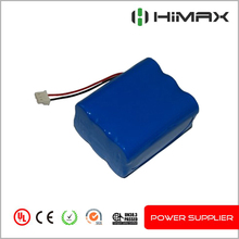 18650 li-ion 3.7v 1s6p battery pack 13.2ah for Laser pointing device