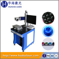Serial numbers/Bar codes/2D Data Matrix/Graphics Fiber Laser Engraving Marking Machines For Sale