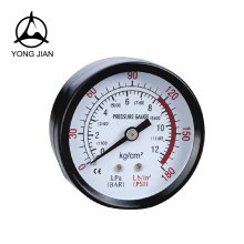 Custom high quality lpg pressure gauge with gauge