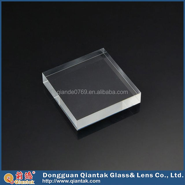 2mm/6mm clear acrylic sheet cut to size