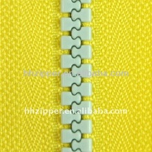 accessory Plastic zipper A\L normal slider painted
