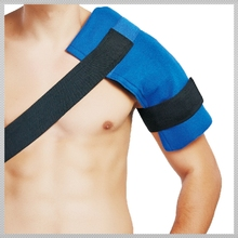 Flexible Nylon Hot Cold Pack For Back Pain