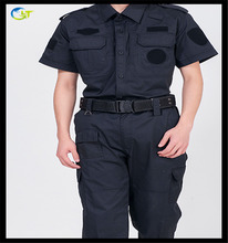 custom guard working security workwear army police military uniform