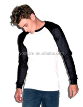 Cheap T shirt for man long sleeve factory direct wholesale 100% cotton election t shirts