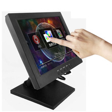 Low cost 10 inch touch screen monitor for pos
