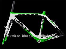 2012 new design full carbon cyclocross frame, carbon bicycle frames, full carbon frameset
