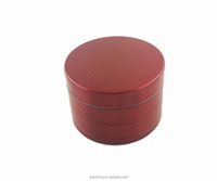 G-Spot Aluminum Magnetic Herb Grinder 4 part 52mm 6 colors