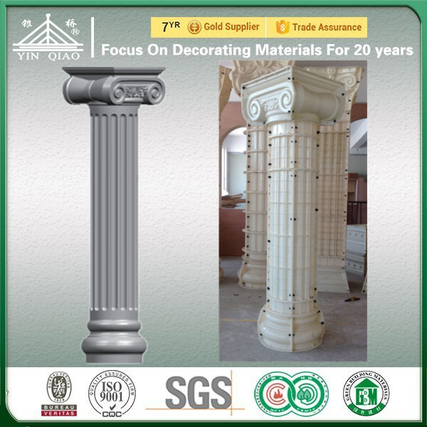 Paint For Concrete Pillars : List manufacturers of decorative concrete columns pillar