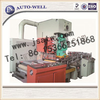 High quality aluminum foil restaurant/ hotel/ kitchen/ household container making machine