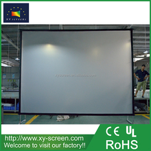 XYSCREEN High Quality 150 inch 4:3 Easy Fold Rear Projection Complete Screen