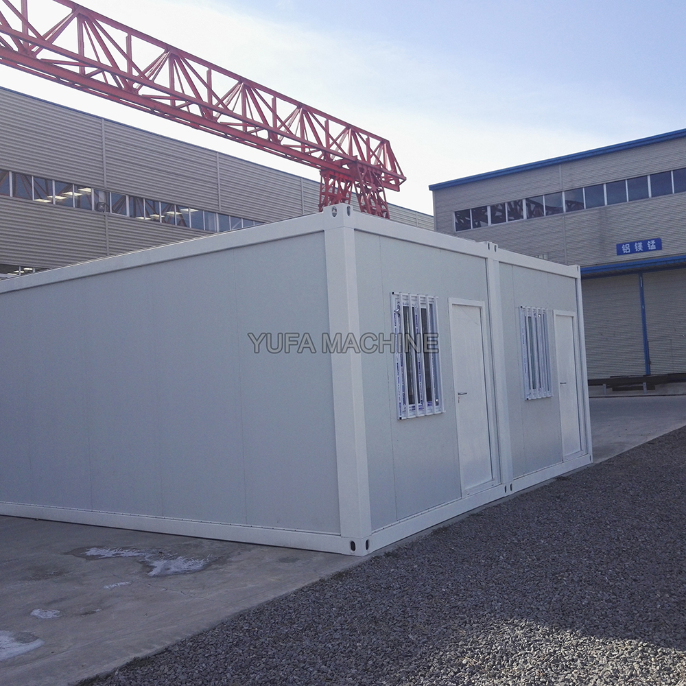china galvanized structure mobile container