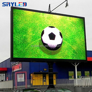 SRYLED outdoor led large screen display p6 P8 P10 P12 P16 P20 P25 oled commercial advertising display screen