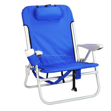 Portable outdoor deluxe beach folding chair (RBF-1567)