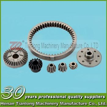China Best Selling differential gear sold to more than 30 countries