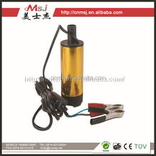 2015 new design centrifugal submersible pump