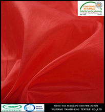 100% Recycled PET polyester 190T coated taffeta shopping bag fabric,taffeta umbrella fabric ,taffeta waterproof fabric