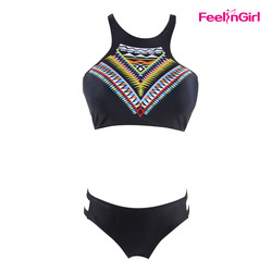 Drop Shipping Black Swimming Suits For Women