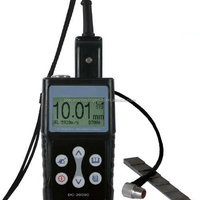 DC 2000C Portable Glass Ultrasonic Thickness