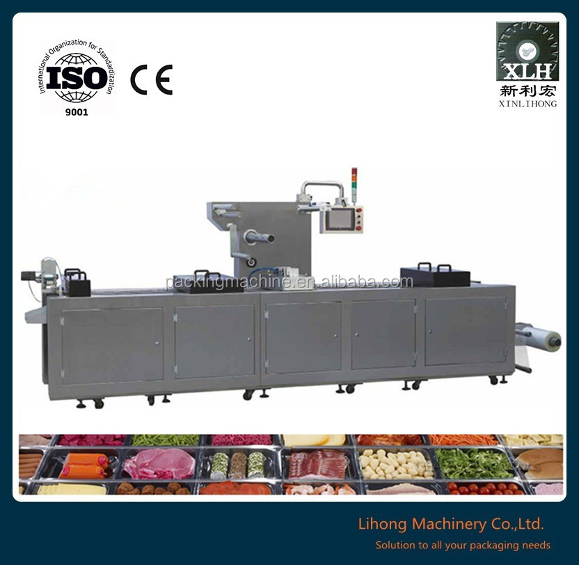 Vacuum Thermoforming Date Packing Machine