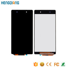 Cheap prce new lcd digitizer for sony xperia z2 d6502 d6503 d6543 lcd touch screen