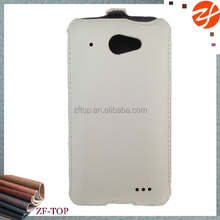 high quality smart phone leather case for Huawei Ascend G600