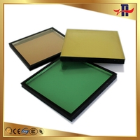 Alibaba china Best-Selling coating low-e double glazing glass