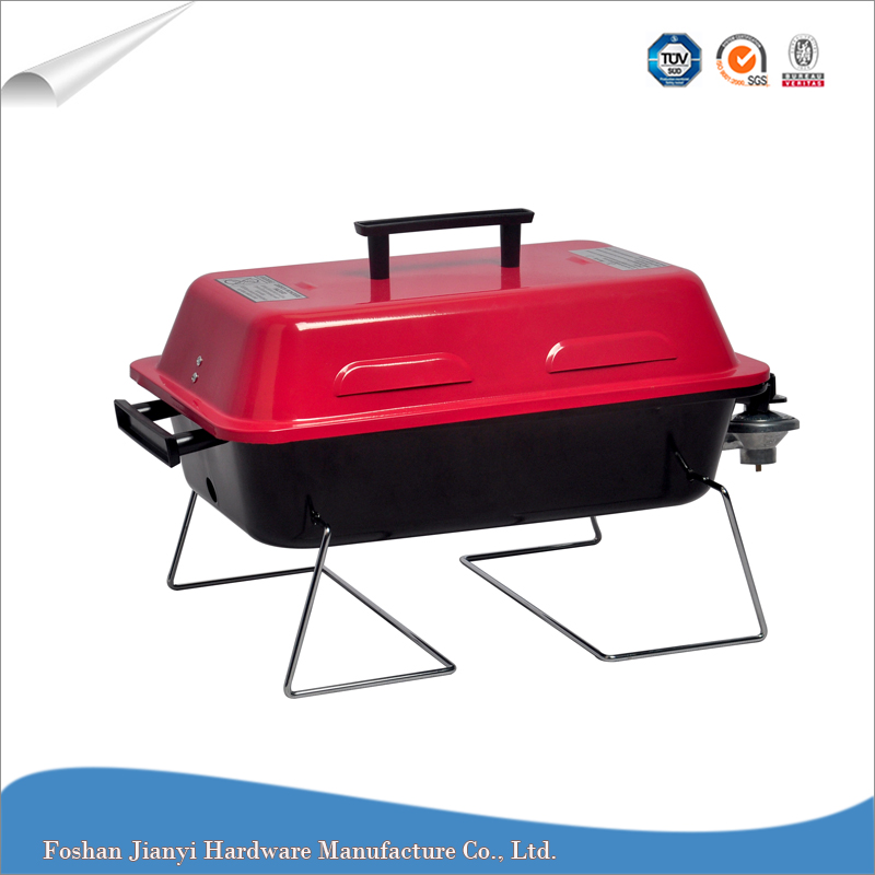 small red outdoor barbecue portable butane bbq gas grill buy portable butane bbq grill bbq gas. Black Bedroom Furniture Sets. Home Design Ideas