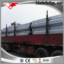 China manufacturer gi / galvanized steel pipe/tubemade in china