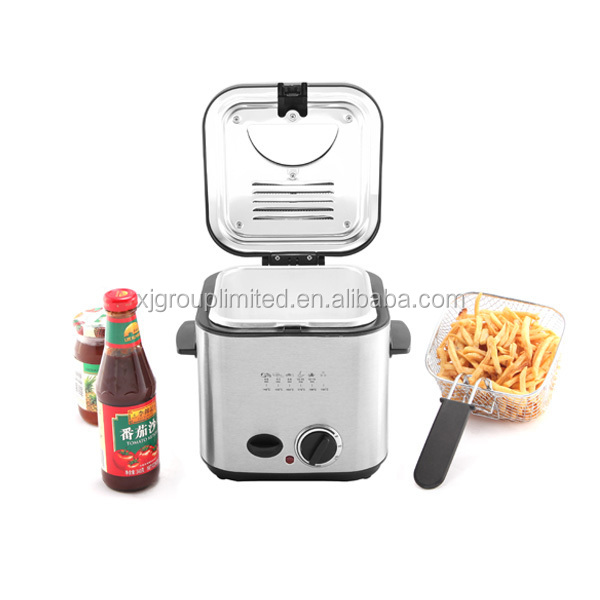multipurpose deep fryer with timer XJ-5k100C0