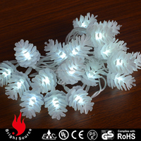 hot sale christmas decorations battery operated led light star