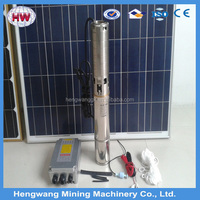 Automatic hydraulic electric motor 12v pumps Solar water pump for sale with CE approved