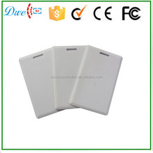 125khz ID 70-100 long range passive rfid reader PVC card used for car packing system