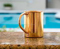 Copper Moscow Mule Mug 16Oz with No Inner Lining,insulated Solid Copper Moscow Mule Mugs,100% Pure Copper Moscow Mule Vodka Mug
