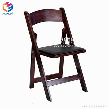 Wholesale price white resin plastic folding chairs for wedding