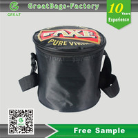 FAXE Shoulder Insulated Cooler Bag Round Cooler
