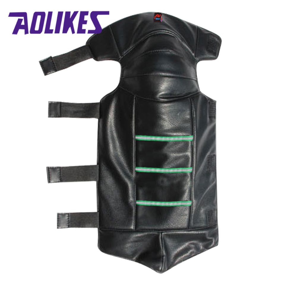 Fashion design motorcycle knee support knee shield